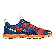 Mens Salming OT Comp Trail Running Shoe - Lava Red 10