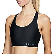 Womens Under Armour Mid Keyhole Bras