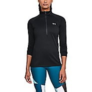 Womens Under Armour Tech Half-Zips & Hoodies Technical Tops