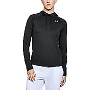 Womens Under Armour Tech Long Sleeve 2.0 Half-Zips & Hoodies Technical Tops