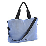 Womens Under Armour Cinch Mesh Tote Bags - Blue/Black