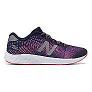 Kids New Balance Fresh Foam Arishi NXT Running Shoe - Ice Blue/Pink Zing 13C