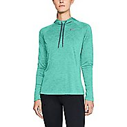 Womens Under Armour Hoody 2.0 Twist Long Sleeve Technical Tops