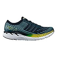 Mens Hoka One One Clifton 5 Knit Running Shoe