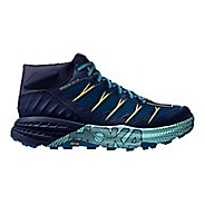 Womens Hoka One One Speedgoat Mid WP Trail Running Shoe