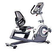ProForm 740 ES Recumbent Bike Fitness Equipment - Black/Grey