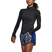 Womens Under Armour Swyft Half-Zips & Hoodies Technical Tops