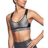 7aca418ebe620 Womens Under Armour Warp Knit High Impact Heather Sports Bras