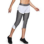 Womens Under Armour Fly Fast Shapri Capris Pants