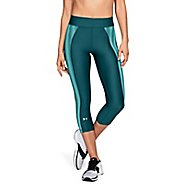 Womens Under Armour Capri Novelty Q1 Pants