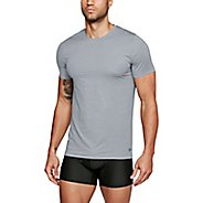 Mens Under Armour ArmourVent Crewneck Tee Short Sleeve Non-Technical Tops