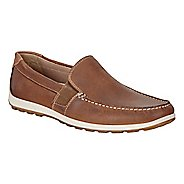 Mens Ecco Dip Lux Moc Casual Shoe