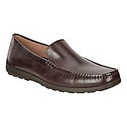 Mens Ecco Dip Moc Casual Shoe