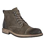 db8e587bd37e98 Mens Ecco Kenton Vintage Boot Casual Shoe - Tarmac 12.5