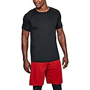 Mens Under Armour Mk1 Short Sleeve Non-Technical Tops