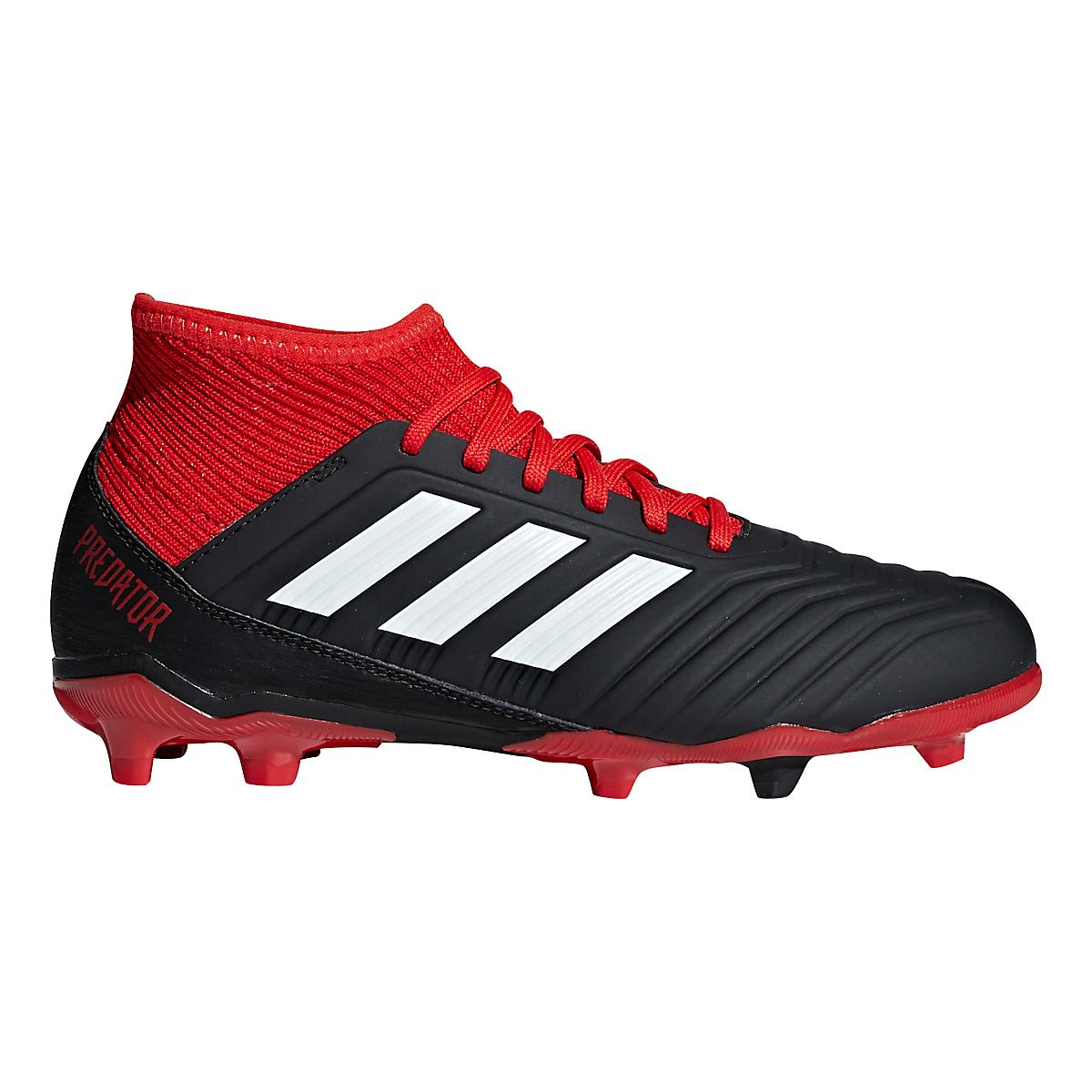 e762fc71057 Kids adidas Predator 19.3 Firm Ground Boots Cleated Shoe