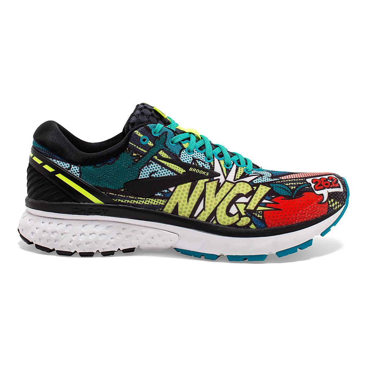 cb8bd090e80 Mens Brooks Ghost 11 NYC Running Shoe at Road Runner Sports