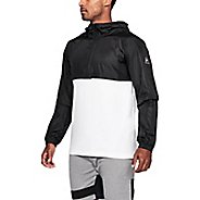 Mens Under Armour Sportstyle Wind Anorak Running Jackets