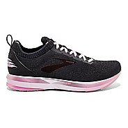 Womens Brooks Levitate 2 LE Running Shoe - Black/Rose 10.5