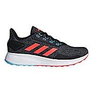Mens Adidas Duramo 9 Running Shoe - Black/Red/Grey 14