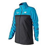 Womens New Balance Marathon Windcheater Running Jackets