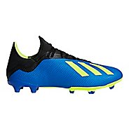 Mens Adidas X 18.3 Firm Ground Boots Cleated Shoe