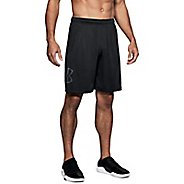 Mens Under Armour Tech Graphic Unlined Shorts