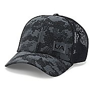 Mens Under Armour Blitzing Trucker 3.0 Headwear