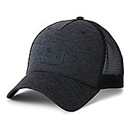 Mens Under Armour Closer Trucker Cap Upd Headwear