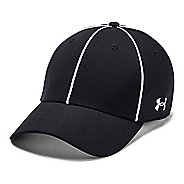 Mens Under Armour Blank Referee Cap Headwear
