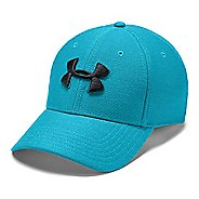 Mens Under Armour Heathered Blitzing 3.0 Cap Headwear