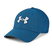 Mens Under Armour UA Heathered Blitzing 3.0 Cap Headwear