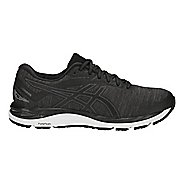 Mens ASICS GEL-Cumulus 20 MX Running Shoe - Black/Dark Grey 13