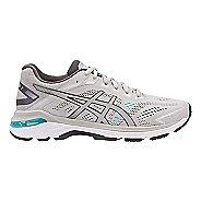 Womens ASICS GT-2000 7 Running Shoe - Mist/White 5