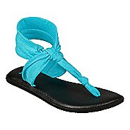 Womens Sanuk Yoga Sling Ella Heather Sandals Shoe