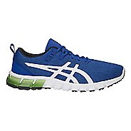 Mens ASICS GEL-Quantum 90 Casual Shoe - Imperial/White 12