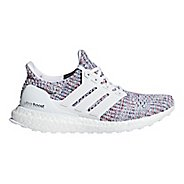 Womens adidas Ultra Boost Running Shoe - White/CYK 7