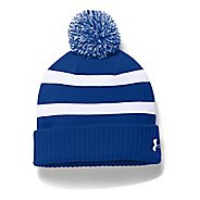 Mens Under Armour UA Pom Beanie Headwear