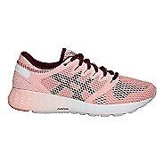Womens ASICS Roadhawk FF 2 Running Shoe - Rose/Cordovan 8.5