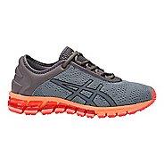 Womens ASICS GEL-Quantum 180 3 Running Shoe - Stone Grey/Carbon 11