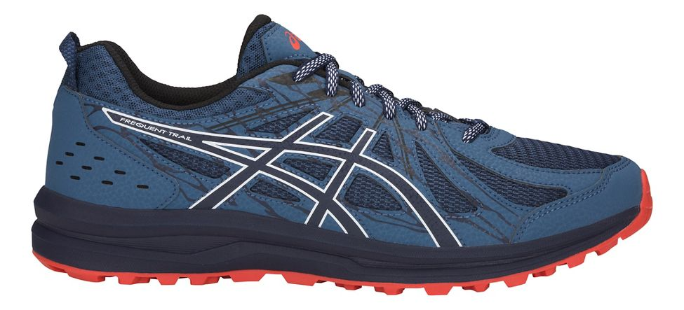 Mens ASICS Frequent Trail Running Shoe at Road Runner Sports