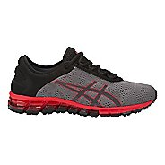Mens ASICS GEL-Quantum 180 3 Running Shoe - Carbon/Black 14
