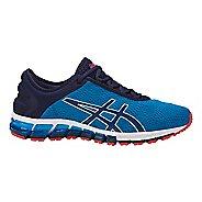Mens ASICS GEL-Quantum 180 3 Running Shoe - Race Blue/Peacoat 8