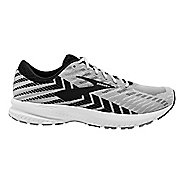 Mens Brooks Launch 6 Running Shoe - Alloy Black 9
