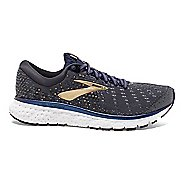 Mens Brooks Glycerin 17 Running Shoe - Navy/Gold 12