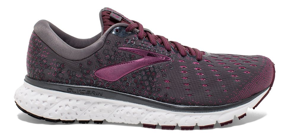 Womens Brooks Glycerin 17 Running Shoe at Road Runner Sports