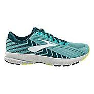 Womens Brooks Launch 6 Running Shoe - Latigo/Pacific 11
