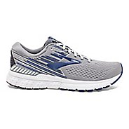 Mens Brooks Adrenaline GTS 19 Running Shoe - Grey/Blue 8