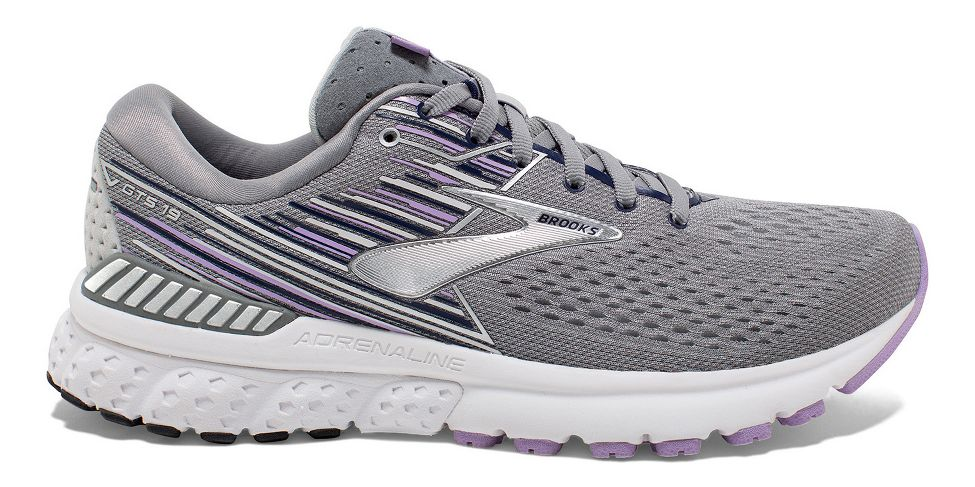 c67c5fab6da Womens Brooks Adrenaline GTS 19 Running Shoe at Road Runner Sports