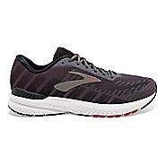 Mens Brooks Ravenna 10 Running Shoe - Dark Grey/Red 10